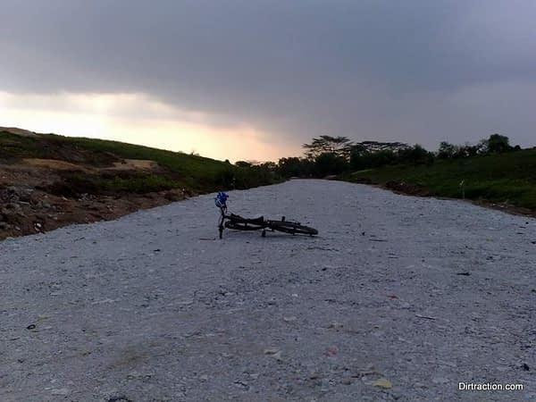 interesting white pave, the feedzone