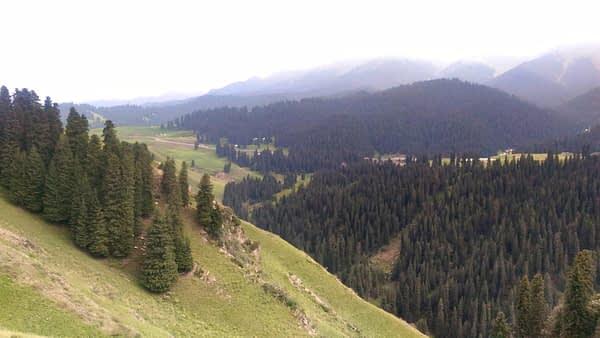 MountainBikeTrails China JiangBulake TrailPlanning