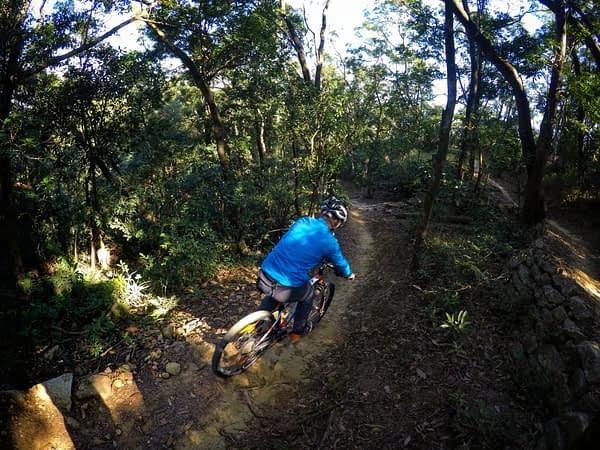 MountainBikeTrails HongKong TaiLam TinMan BlackDiamond Trail