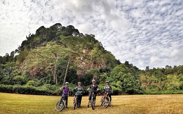 MountainBikingTrail Singapore BukitTimah EchoValley RyanSpate Floow